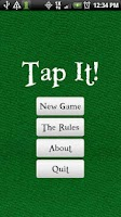 Screenshot of Tap It!
