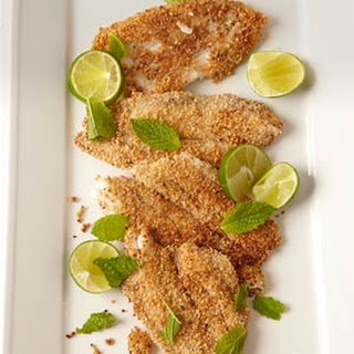 Crisp Sesame Fish Fillets