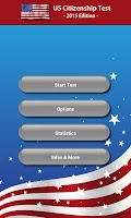 Screenshot of US Citizenship Test 2015