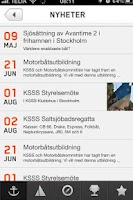 Screenshot of KSSS