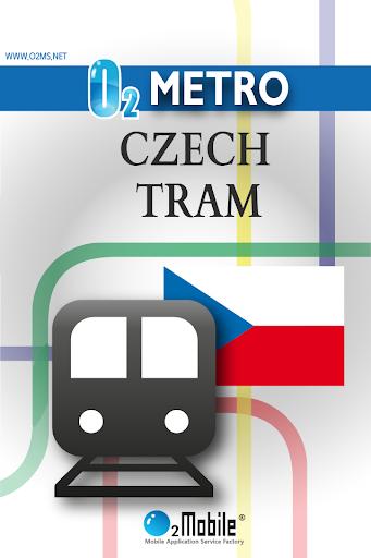 체코 트램 - 프라하