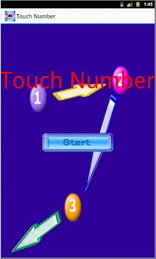 Touch Nomber