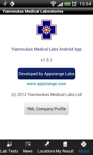 【免費健康App】YML Medical Lab Tests Guide-APP點子