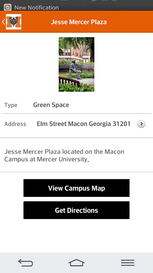 Mercer Mobile- screenshot