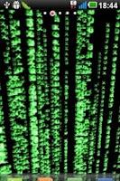 Screenshot of 3D Matrix Reality Live Wallpap