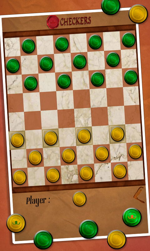 Checkers Android