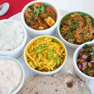 Ultimate Family Thali