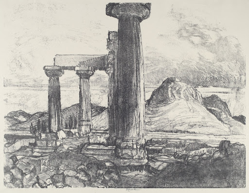 Acro, Corinth from Corinth