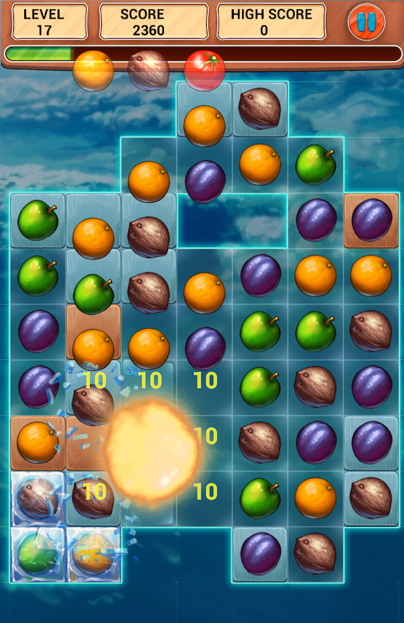 Jamaker - Fruit Story- screenshot