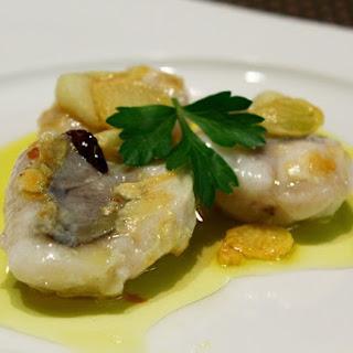 Bilbaina-style Monkfish Cheeks