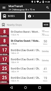Longueuil RTL Bus - MonTransit - náhled