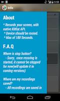 Screenshot of Screen Recorder [DEPRECATED]