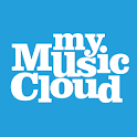 My Music Cloud: Storage & Sync icon
