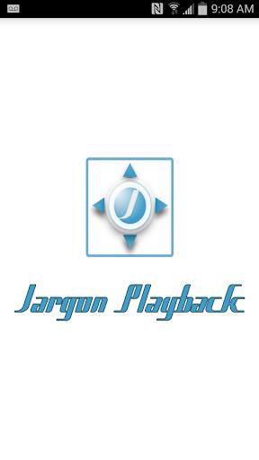 Jargon Playback