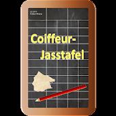 Coiffeur-Jasstafel