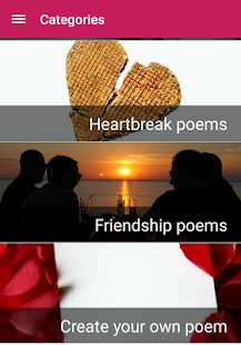 Love poems- screenshot thumbnail