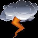 Girasole theme, PR.CLK wea icon