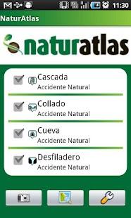 Atlas de Naturaleza- screenshot thumbnail