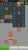 Screenshot of MC Sweeper (MineCraft Sweeper)