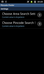 Pincode Finder- screenshot thumbnail