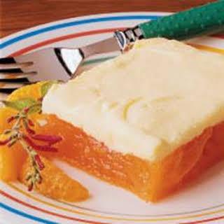 Creamy Orange Fluff.