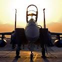 Jet Fighters: F-15 Eagle FREE logo