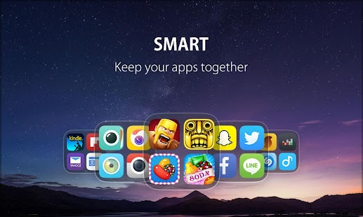 APUS Launcher-Small,Fast,Boost - screenshot thumbnail
