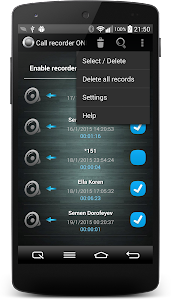 Call Recorder One Touch Full v4.6