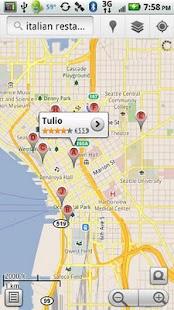 Restaurants- screenshot thumbnail