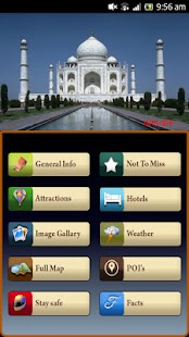 Agra Offline Map Travel Guide- screenshot thumbnail