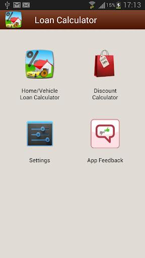 Bank Loan EMI Calculator