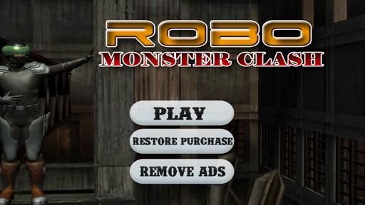 Robo Monster Clash