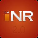 La Nouvelle République (LNR) logo
