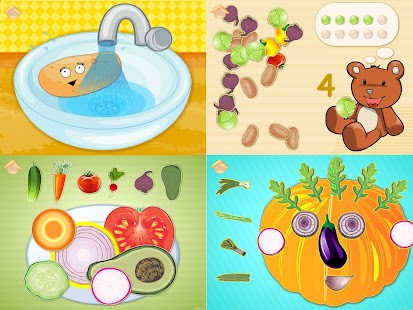 Funny-Veggies-Game-for-babies 8