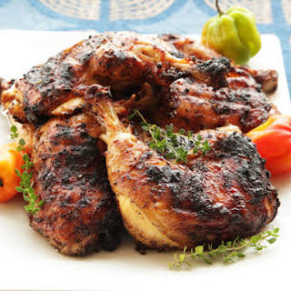 Jerk Chicken.