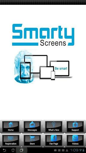 Smarty Screens - Smarty Hub