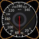 GPSスピードメーター(GPSpeed) icon