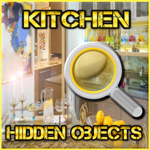 解谜の隠しオブジェクト - キッチンゲーム LOGO-記事Game