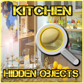 Hidden Object - Kitchen Game