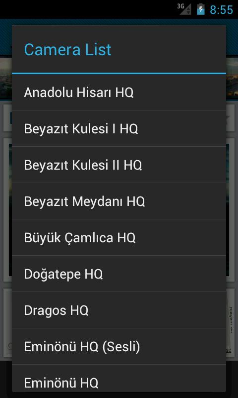 Istanbul Live- screenshot
