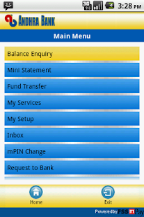 Andhra Bank - screenshot thumbnail