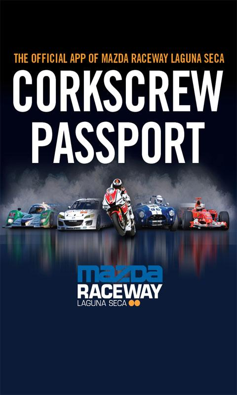 Corkscrew Passport - screenshot