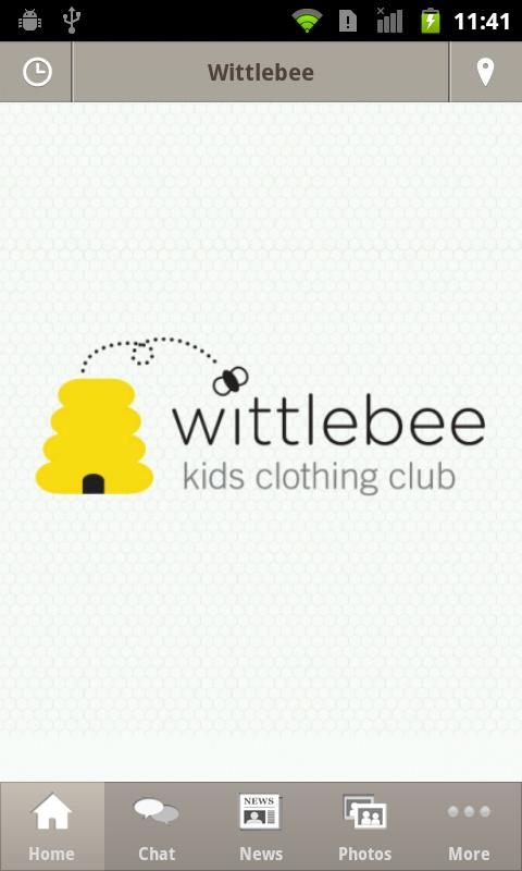 Wittlebee- screenshot