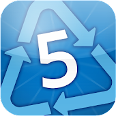 Gimme 5 - #5 Plastic Recycling