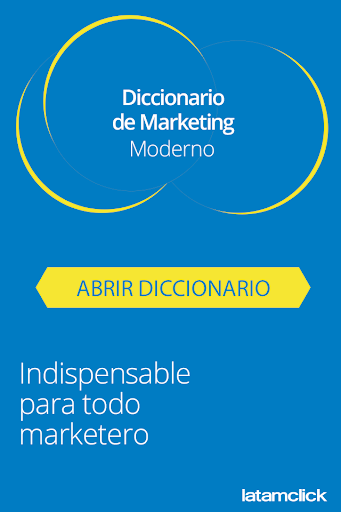 Diccionario de Marketing