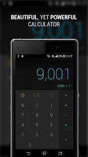 CALCU: The Ultimate Calculator 1.0.5.140418 APK Android