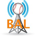 Baltimore Baseball Radio logo