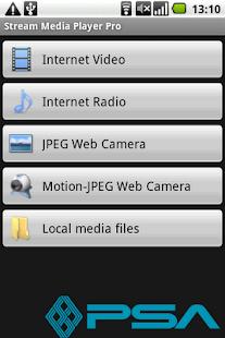 Stream Media Player Pro