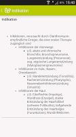 Screenshot of Arznei aktuell