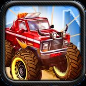 Monster Truck Escape - Puzzle